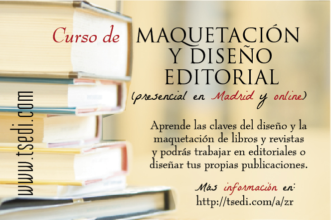 curso maquetacion y diseño editorial-Madrid