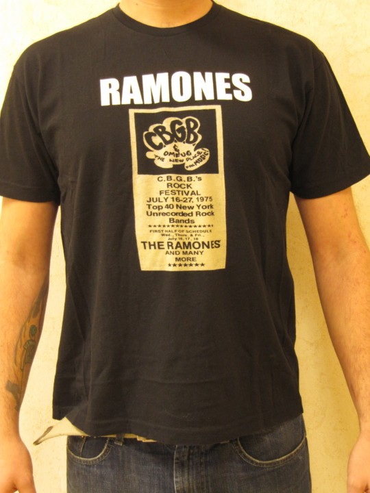 rock band t shirts
