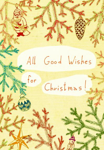 free christmas cards templates printable