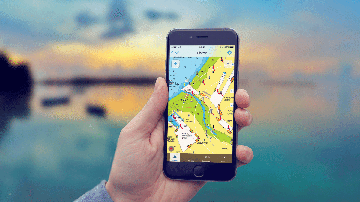Navigatie app