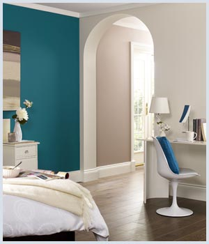 Rich Teal Bedroom Blinds By Tuiss 174 The Blog