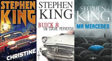 Christine buick 8 mr mercedes stephen king