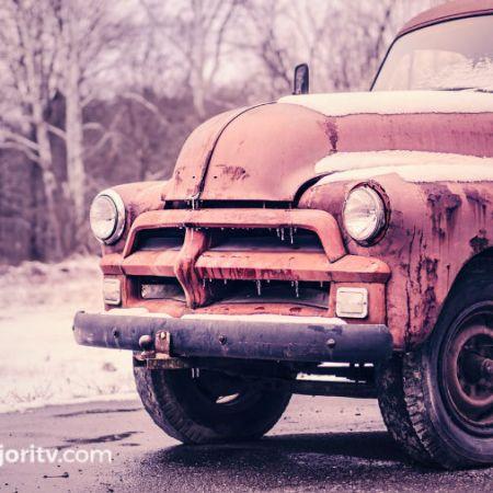 partes coche que sufren en invierno