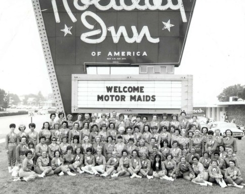 Motor Maids Club