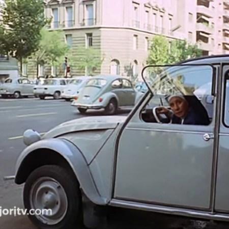 coches miticos cine español