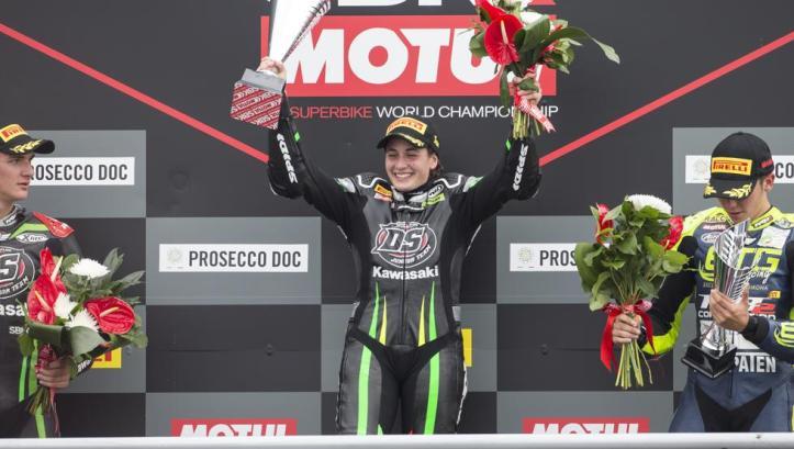 Ana Carrasco gana el campeonato del mundo