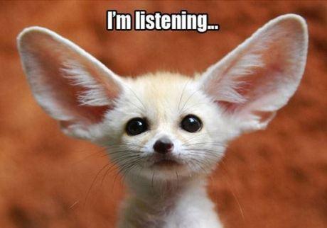 im-listening