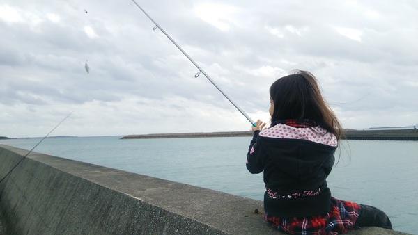 勝連南風原漁港