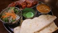 ネパールカレーのカスタマンダップが美味しかったです