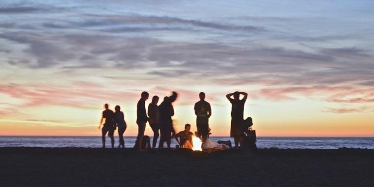 Pismo Bonfire 1
