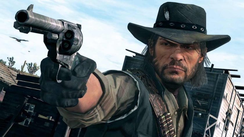 A look back at Red Dead Redemption by gaming headset manufacturer Turtle Beach.