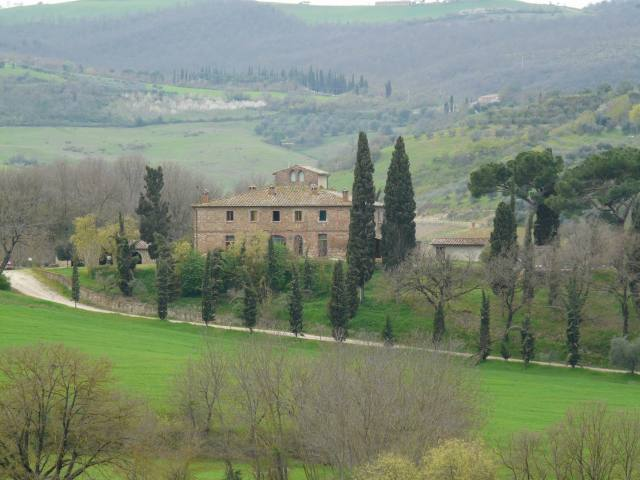 Example of Leopoldine farmhouse, Torrita di Siena S239
