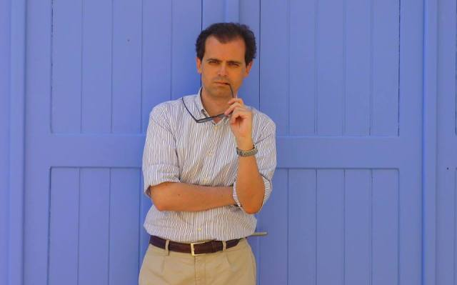 Luca Terenzoni, Tuscan fiction writer