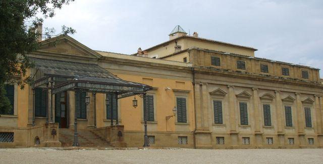 01 Palazzina della Meridiana, Palazzo Pitti