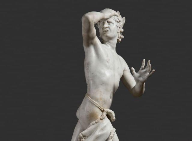 02 Canova, Orpheus, 1777, Hermitage Museum