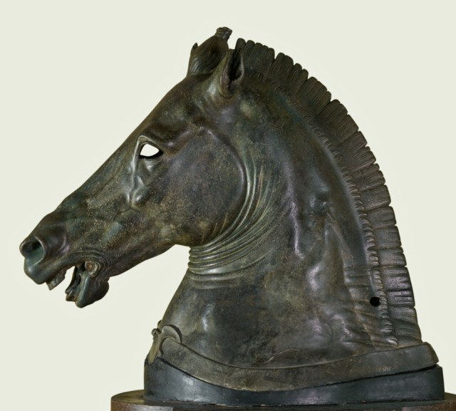 02 The Medici-Ricardi horse head