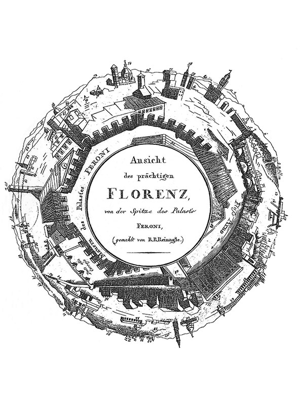 03 Florence diorama by Ramsay Richard Reinagle, 1806