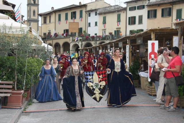 03 Greve in Chianti's pageant