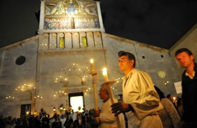 Luminara di Santa Croce