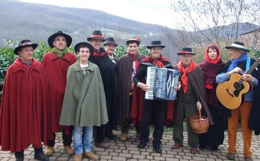 Befanata choir group