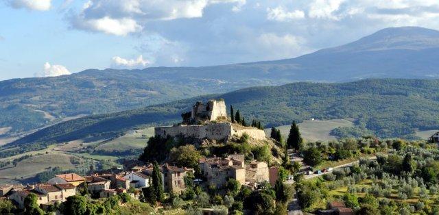 04 Rocca Aldobrandesca, Castiglione d'Orcia
