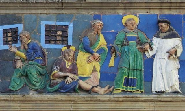 05 Pistoia, Ospedale del Ceppo