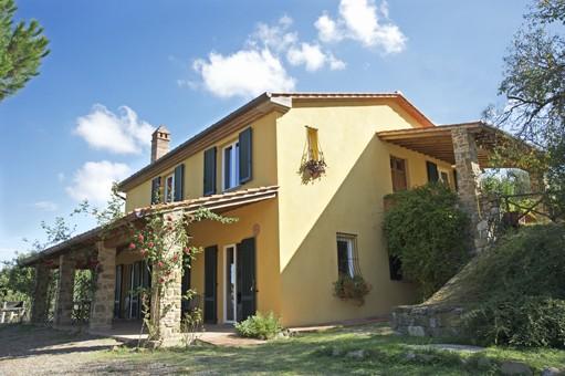 06 Holiday villa in Lucignano S111