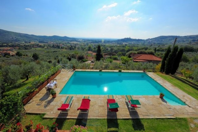 07 Holiday accommodation S170, Castiglion Fiorentino