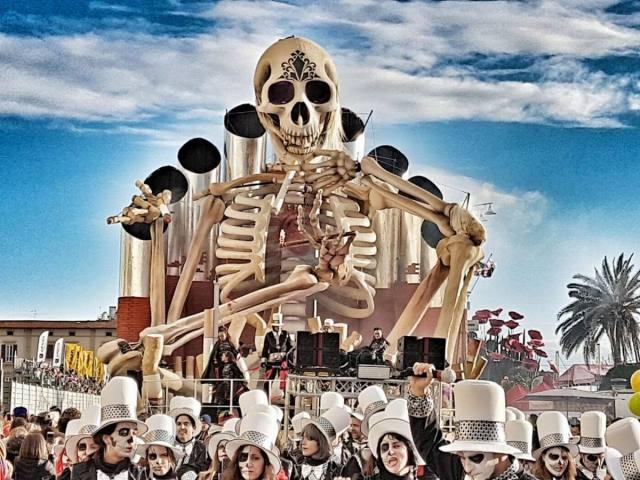 Carnevale di Viareggio, the 2018 edition