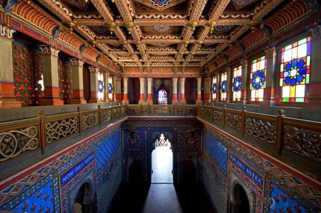 Castello di Sammezzano, interno 01_05