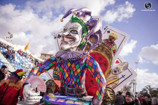 The 2017 edition of the Carnival of Viareggio