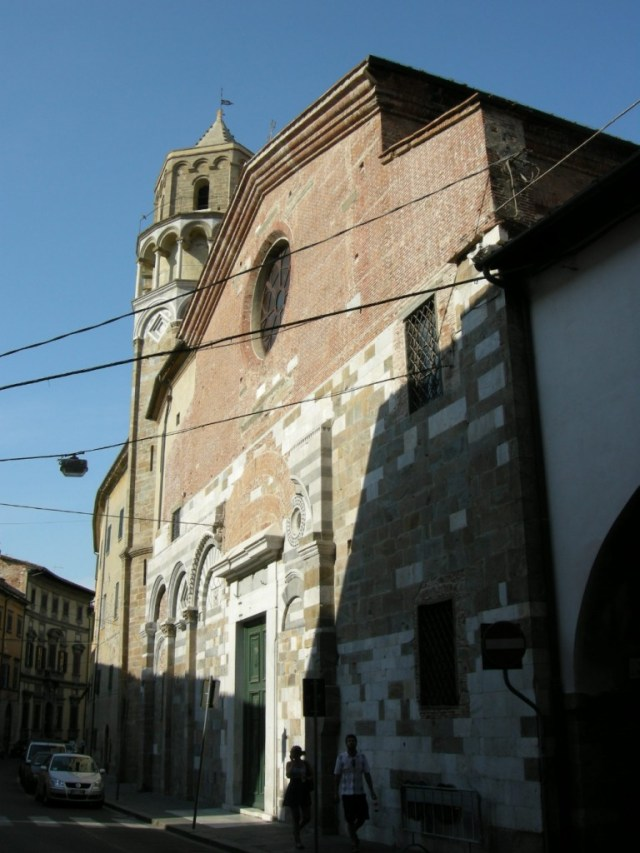 The Church of San Nicola, Pisa