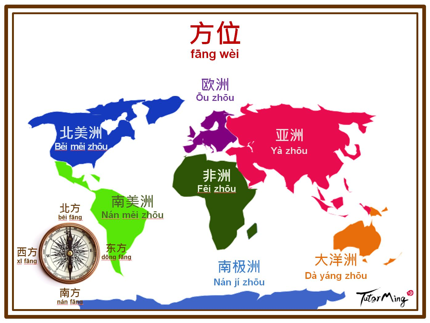 Directions In Chinese Week 4