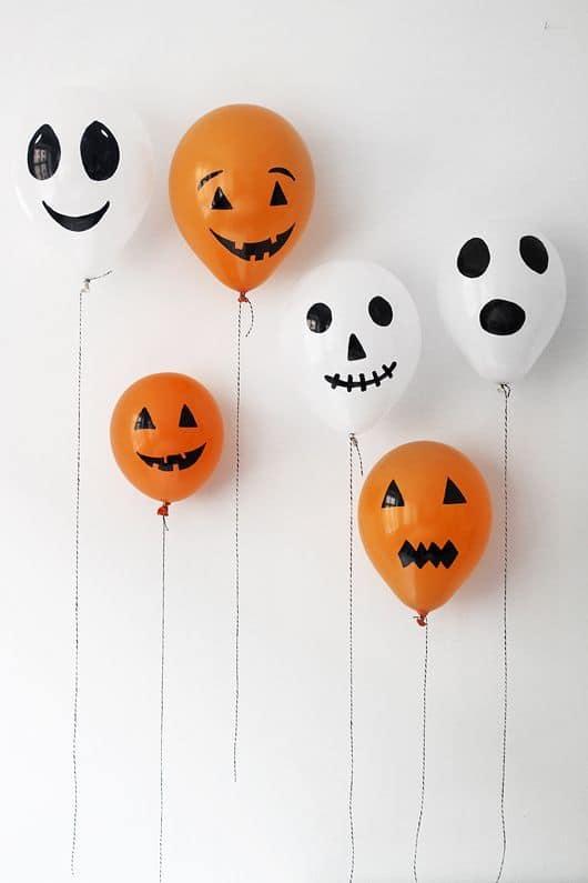5 IDEE LAST MINUTE decora casa per la notte di Halloween