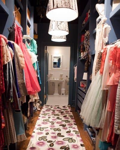 Lappartamento di Carrie Bradshaw  idee per rinnovare casa in stile Newyorkese