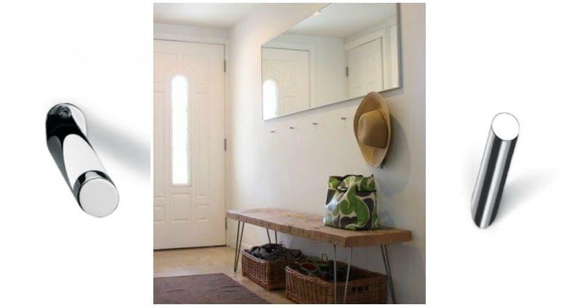 12 Ganci Portabiti da parete di Design  a partire da 3  Tuttoferramenta Blog
