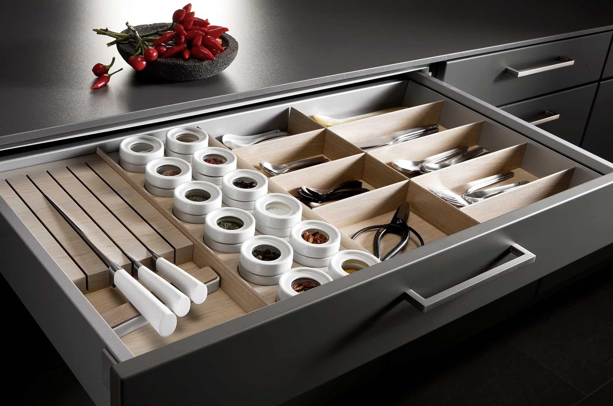 Credenza Da Cucina Traduzione : Cassetti scorrevoli cucina credenza da o soggiorno in legno