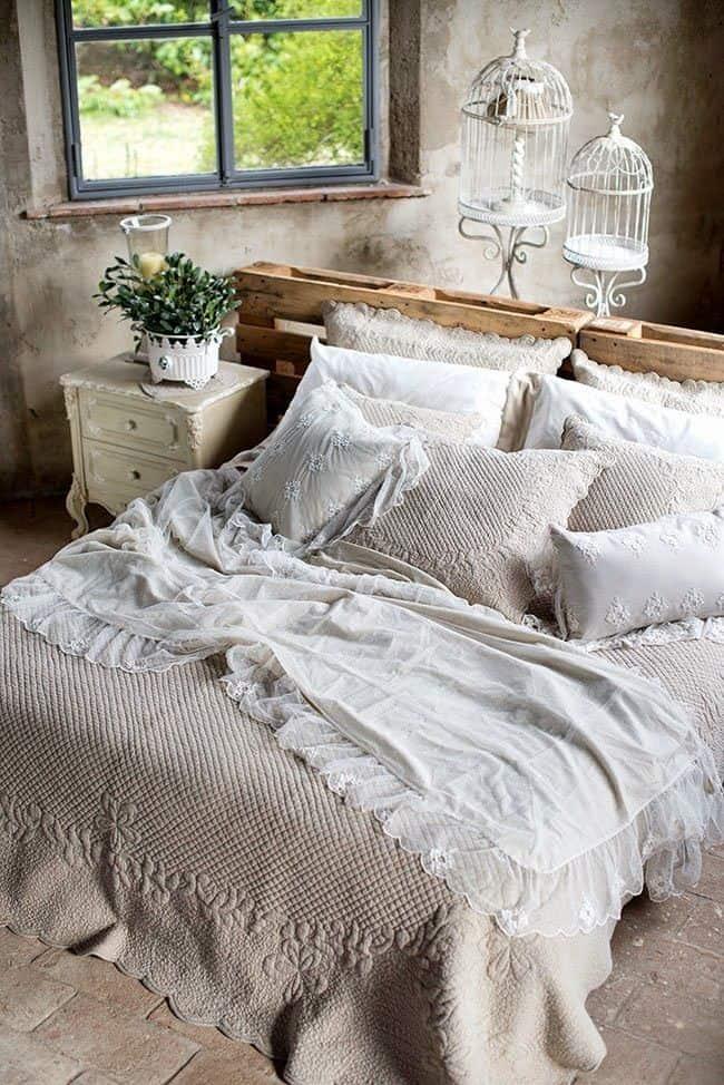 Pallet mania il letto fai da te di bancali che ti far