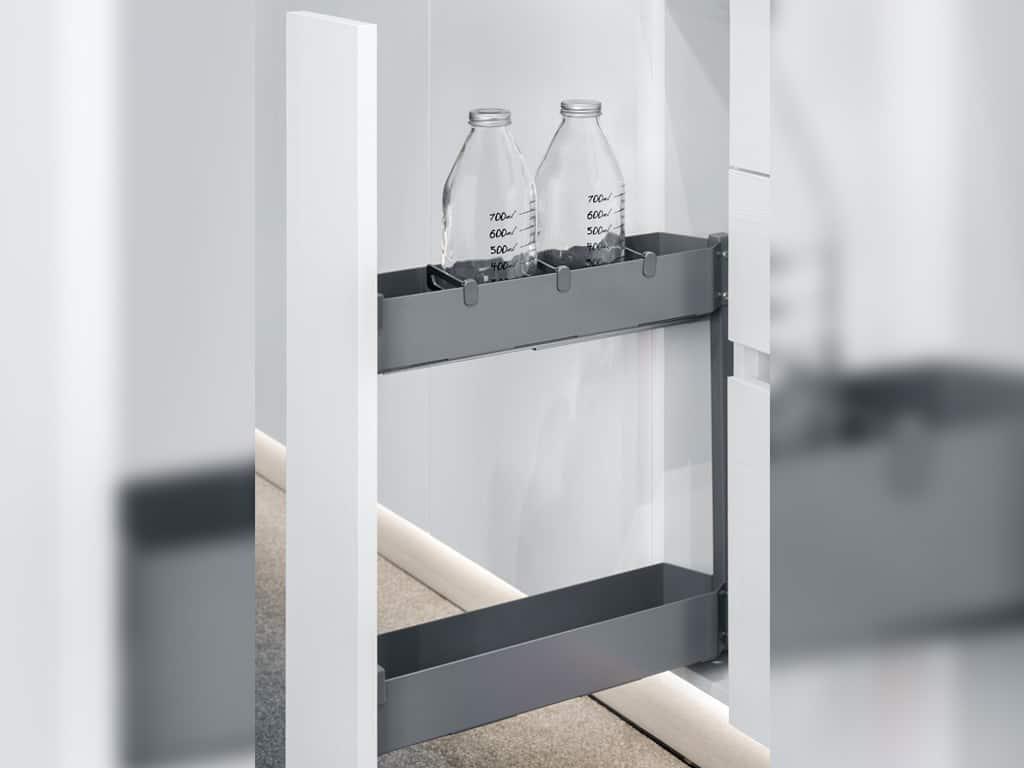 Sistemi estraibili per mobili da cucina EMUCA