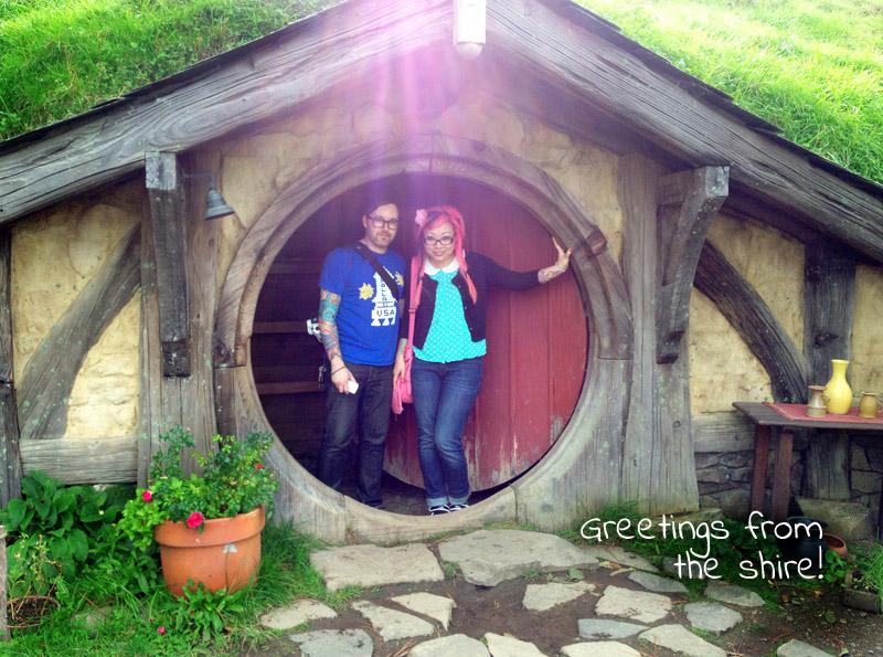 Twinkie Chan | Hobbit Shire NZ