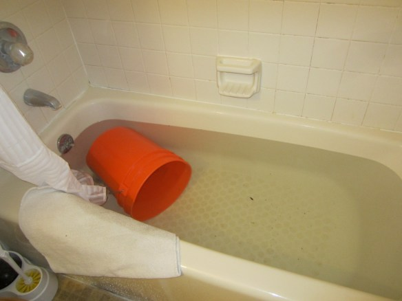 Tub Overflow