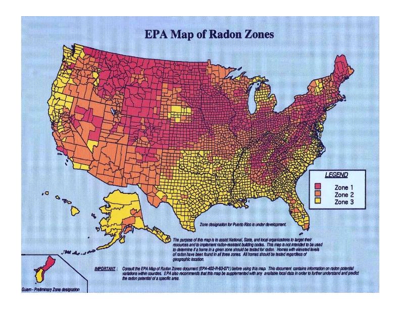 Radon Mitigation Twinsprings Research Institute