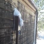 Electrical Box Snow Cap