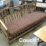 Hickory Couch