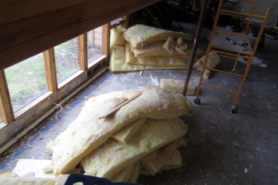 Insulation Piles