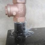 Cold Side Leak