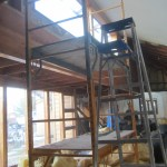 Double Scaffolding for Demo