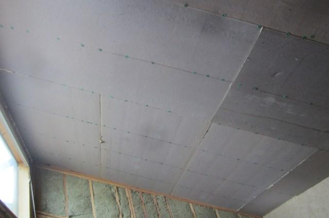 Family Room Ceiling