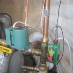 FP Boiler pump and Taco Iseries Mixing Valve