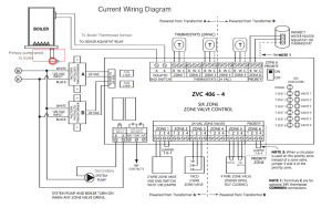 Current Wiring for the Boiler | Twinsprings Research Institute